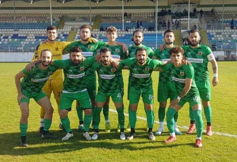Türkler Belediyespor- Kınıkspor: 2- 2