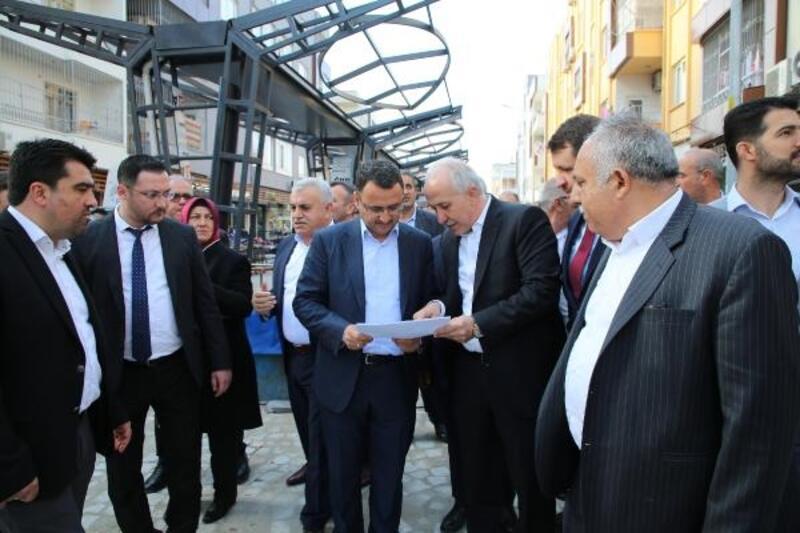 AK Partili Kaçar: Akdeniz için bütün imkânlarımızı seferber etmeye devam edeceğiz