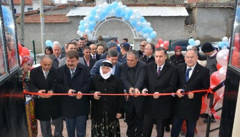 Dinar'da anaokulu açıldı