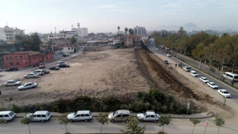 Ceyhan Nehri çevresinde iyileştirme ve yeşil alan çalışması