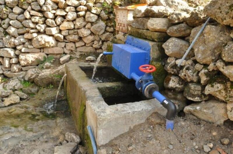Tufanbeyli, sağlıklı içme suyuna kavuşuyor