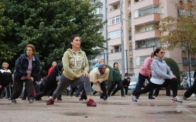 Büyükşehir Belediyesi'nden vatandaşlara spor imkanı