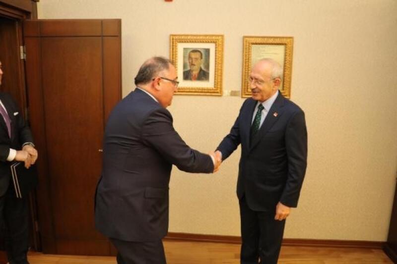 Başkan Salman ve Başkan Yardımcılarından Ankara çıkartması