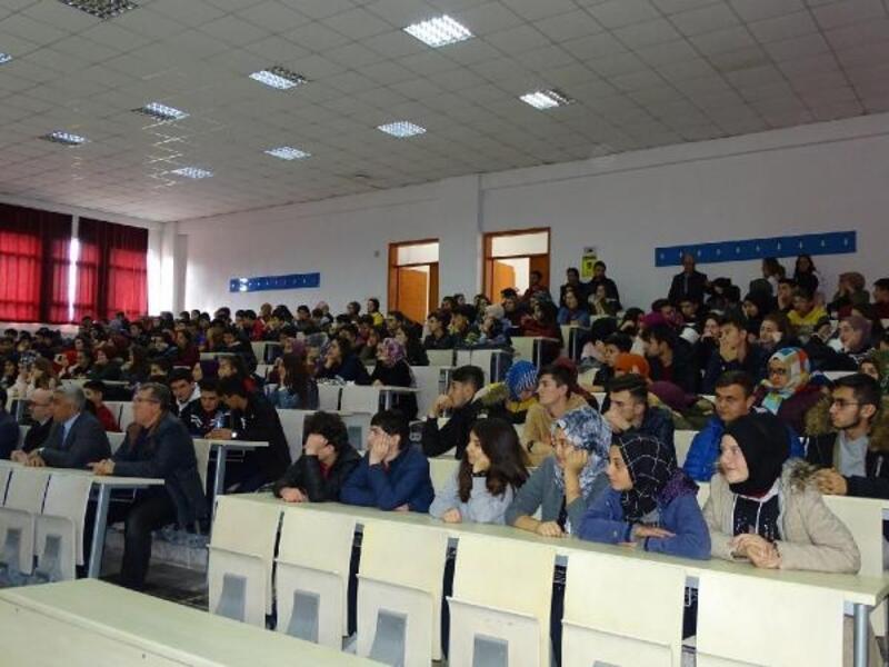 Hisarcık'ta, TÜBİTAK Bilim Söyleşisi
