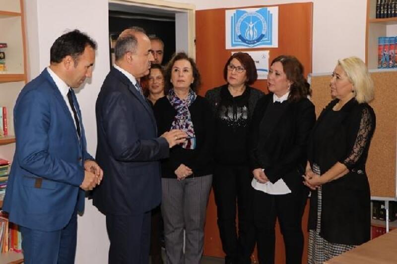 Yalova Valisi Erol, ziyaretlerde bulundu