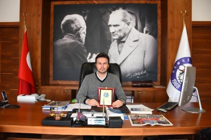 Mehmetçik Vakfı'ndan meclise teşekkür
