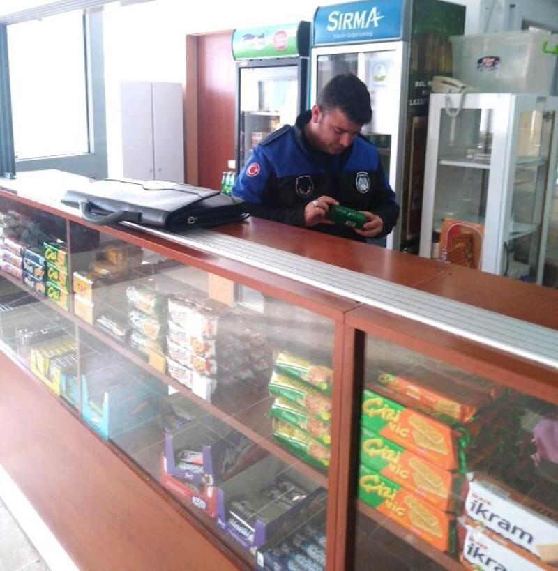Altınova'da kantinlere denetim