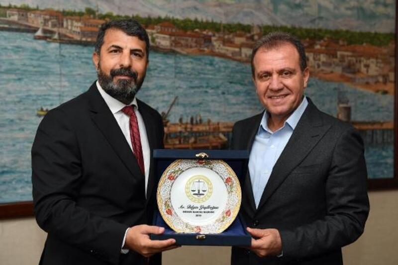 Baro'dan Başkan Seçer'e insan hakları teşekkürü