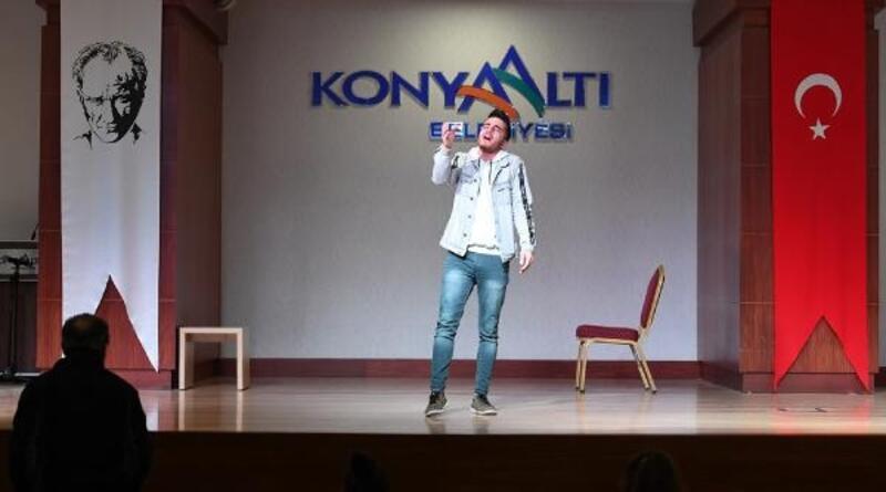 Konyaaltı'nda tiyatro eğitimi
