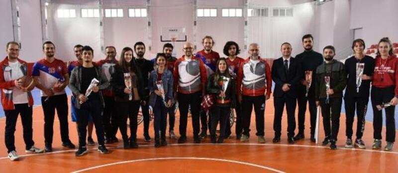 Burdur'da farkındalık maçı