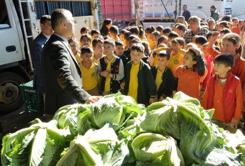 Mersin'de yerli ürünlere destek farkındalığı