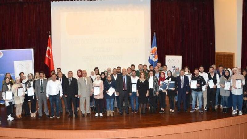 Suriyeli öğrenciler, İngilizce eğitimlerini tamamladı