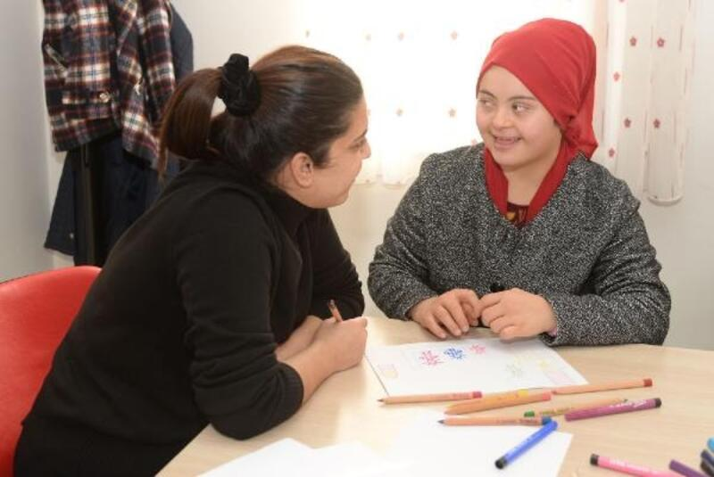 Altındağlı kadınlar, engelli bireylerle bir araya geldi