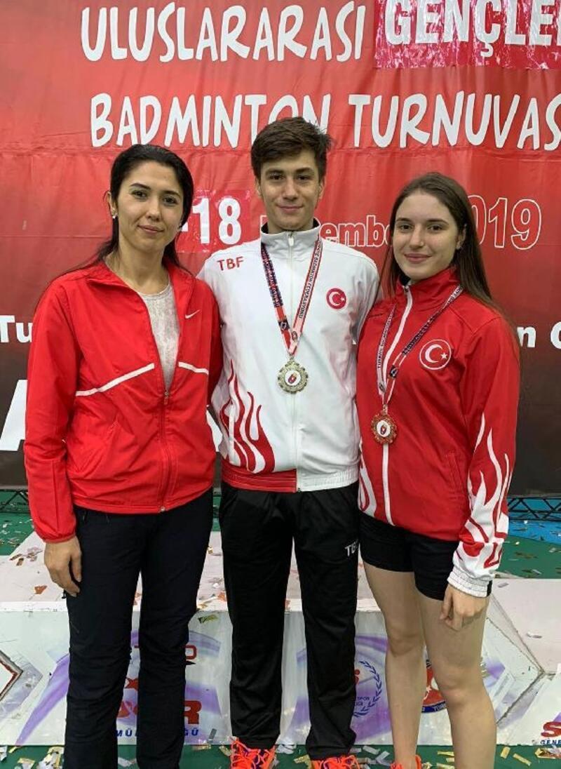 Osmangazili sporculardan çifte başarı