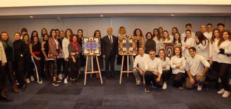 İEÜ'lü şef ve tasarımcılardan 'Picasso' yorumu