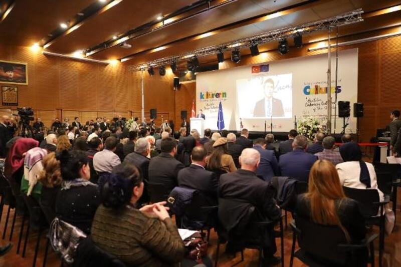 Bursa'da 'Göç' buluşması