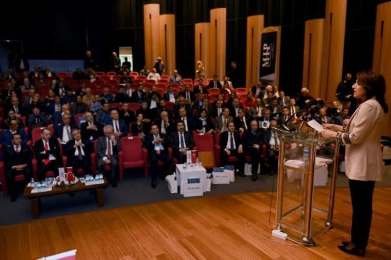 Gülcan Kış: Mersin'e yatırım yapmaya davet ediyoruz