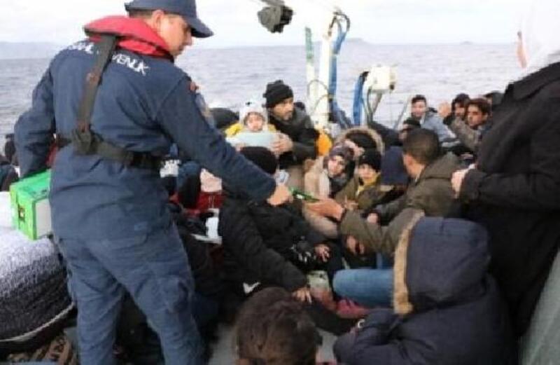 Türkiye'de 10 yılda 35 bin göçmen kaçakçısı yakalandı