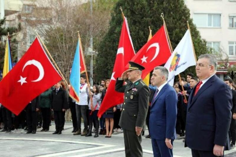 Atatürk'ün Kırklareli'ne geliş yıldönümü kutlandı