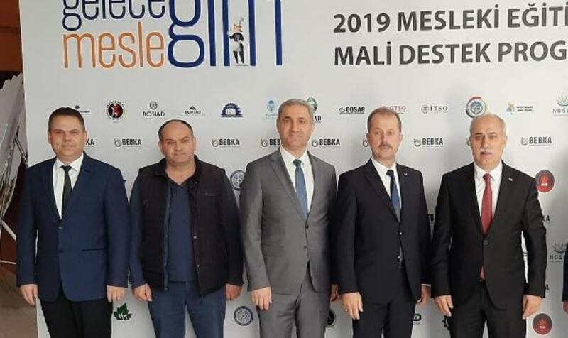 Yenişehir'de teknisyen yetiştirecek projenin protokolü imzalandı