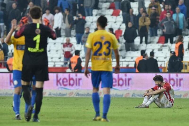 Antalyaspor, 9 maçtır 3 puana hasret