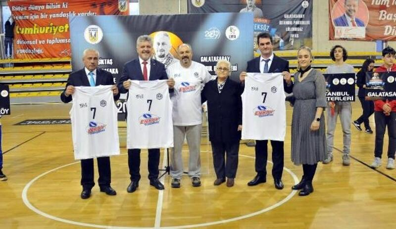 Lüleburgaz'da, Gökhan Teksöz Basketbol Turnuvası