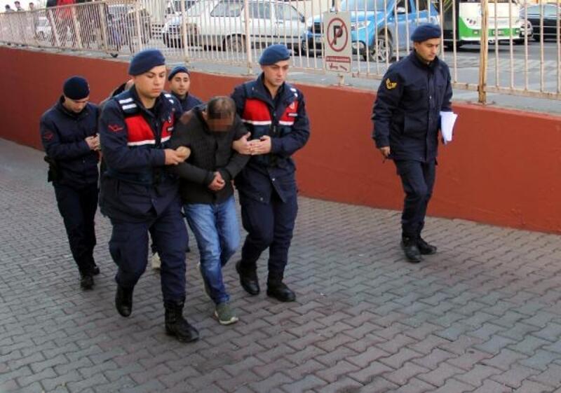 Kayseri'de hırsızlığa 2 gözaltı
