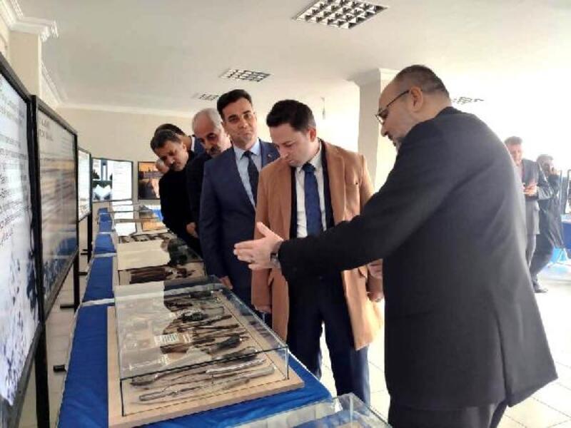 Kumlu'da, Gezici Çanakkale Müzesi Sergisi