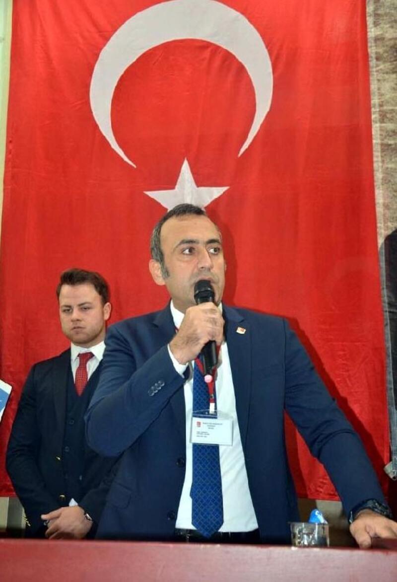 CHP Nazilli Serkan Sevim ile 'devam' dedi
