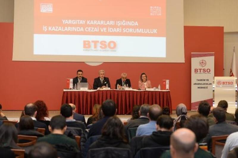 BTSO Başkanı Burkay: Adalet duygusunun güçlü olduğu ülkelerde, ekonomi de güçlü olur