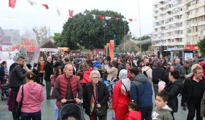 Yılbaşı Festivaline yoğun ilgi