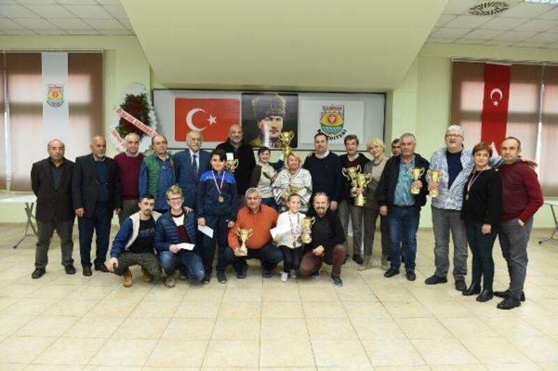 Kurtuluş kutlamaları Briç Turnuvası ile başladı