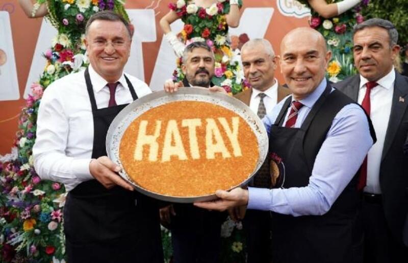 Başkan Savaş, İzmirlileri Hatay'a davet etti