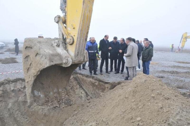 Aselsan'ın Konya'daki silah fabrikasının hafriyat çalışması başladı