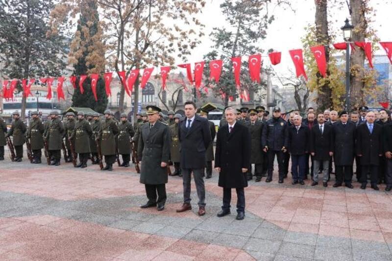 Gaziantep'in kurtuluşu törenlerle kutlanıyor