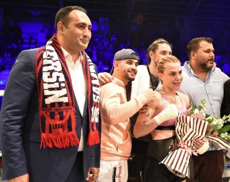 Toroslar'dan Muay Thai sporuna destek