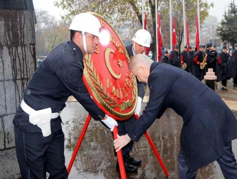 Gaziantep'in kurtuluşunun 98'inci yıl dönümü kutlandı