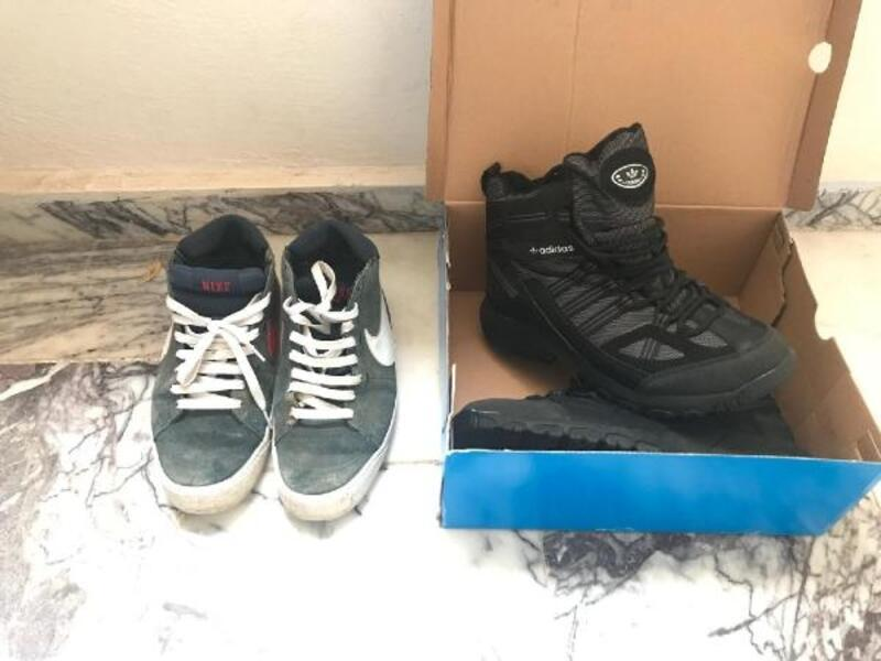 AK Parti'den Tuncelili çocuklara ayakkabı