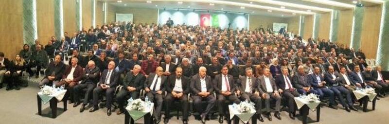 Kayseri Şeker'de 19'uncu çiftçi meclisi toplantısı yapıldı
