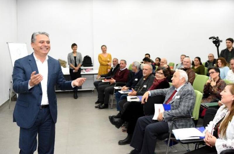 ASSİM'de kapasite geliştirme programı