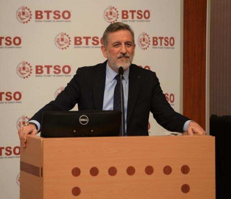 BTSO Yönetim Kurulu Başkanı Burkay: En büyük gücümüz üyelerimizdir