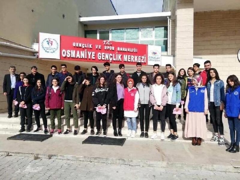 Okul temsilcileri, Gençlik Merkezinde buluştu