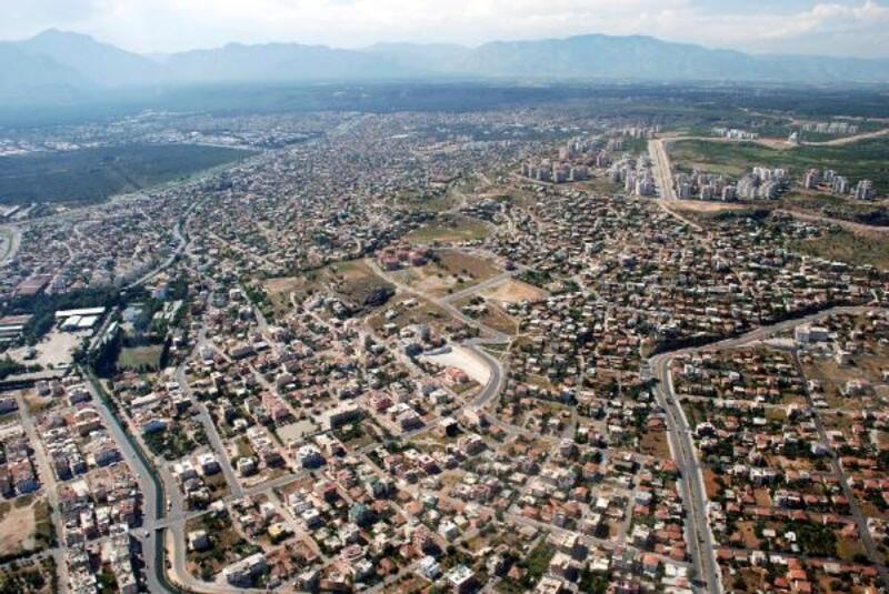 Antalya'nın silüetini değiştirecek plan