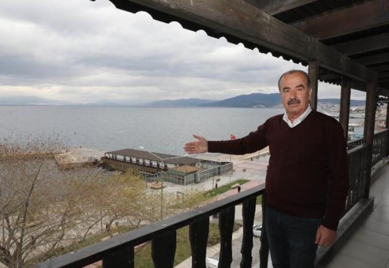 Mudanya Belediye Başkanı Türkyılmaz'dan 'Marmara Denizi' çağrısı
