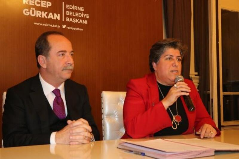 Edirne'de kadına şiddete karşı, 'Acil Yarım Hattı' devreye giriyor