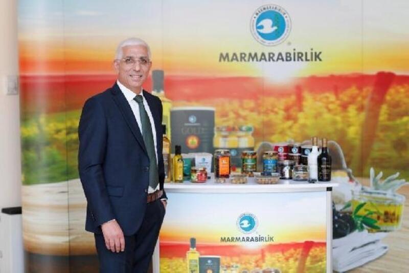Marmarabirlik ihracat rekoru kırdı