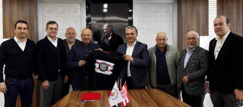 Muratpaşa'dan Antalyaspor'a destek