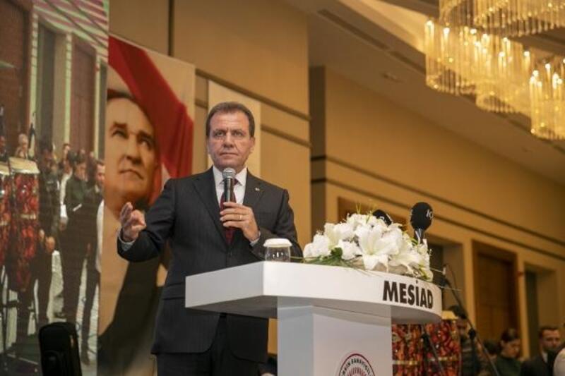 Başkan Seçer: Mersin'de uluslararası havaalanına ihtiyaç var