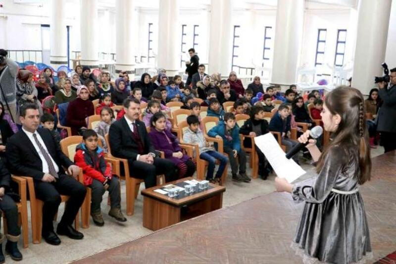 Sivas'ta Mehmet Akif Ersoy'u anma programı