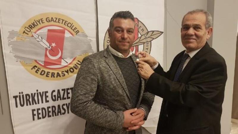 CeyhanGazeteciler Cemiyeti Başkanlığına Ceyhun Özer seçildi